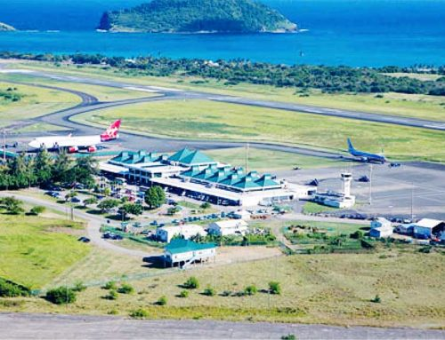 Construction Of New Hewanorra International Airport Takes Off