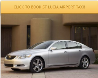 St lucia airport taxi